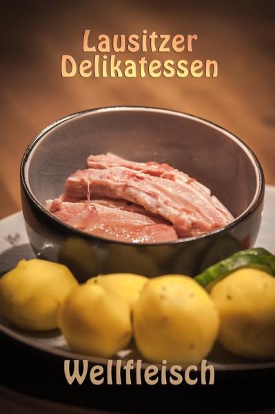 Wellfleisch (650g im Glas)