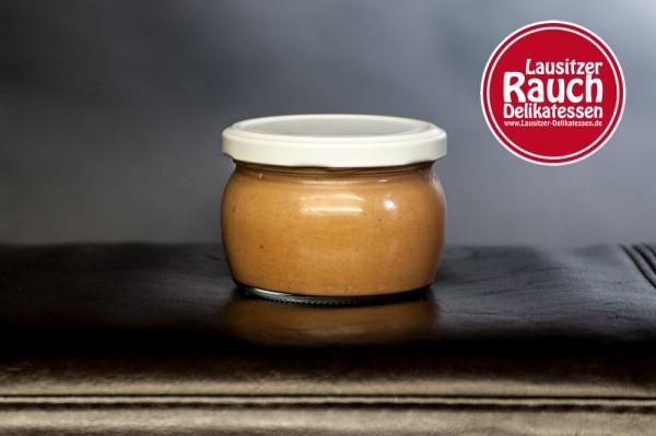 Tomatenleberwurst (200g im Glas)