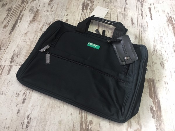 United Colors of Benetton / Business Tasche schwarz